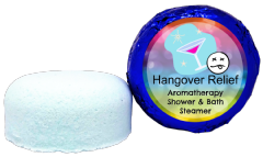Hangover Relief Aromatherapy Shower & Bath Steamer VEGAN